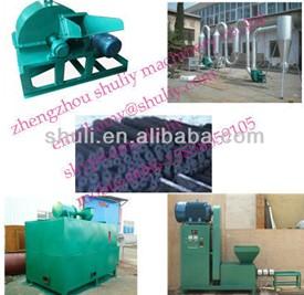 charcoal extruder machine/charcoal extruding machine/wood briquette machine