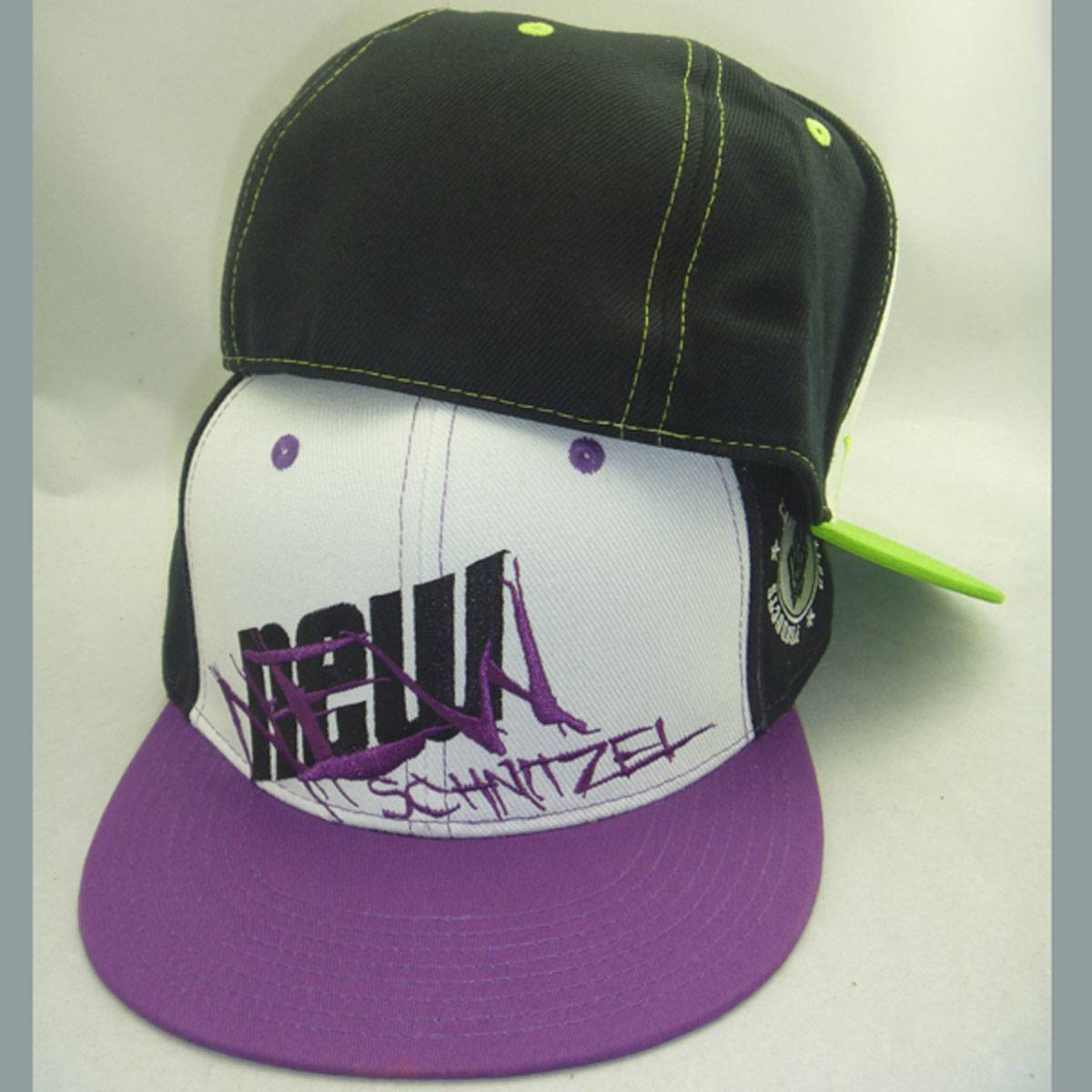 New fashion screen print snapback hats