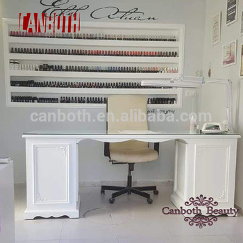 Modern cheap nail shop manicure tables price from Canboth CB-M706