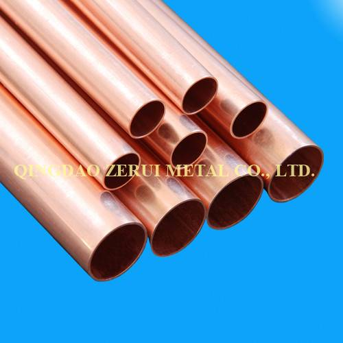 Type L Soft Copper pipe for Air Conditioner