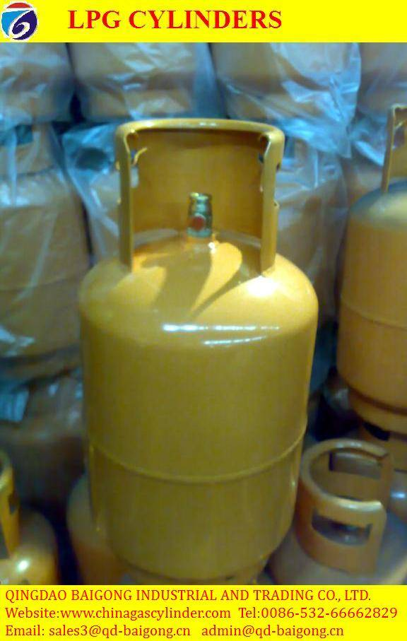 6KG Lpg Gas Cylinder Prices, Tank for Lpg