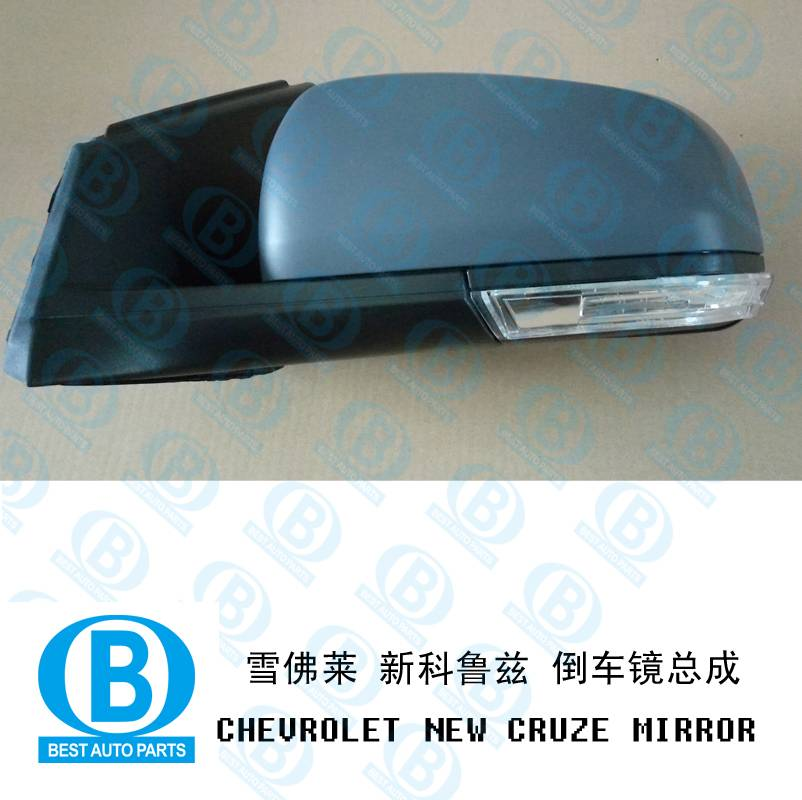 gm chevrolet cruze review mirror