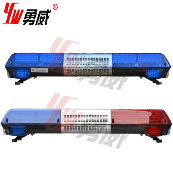 high quality ambulance vehicle led emergency lightbar