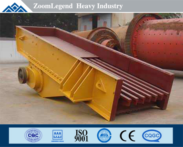 High Qualiy ZSW Vibrating Feeder For Sale