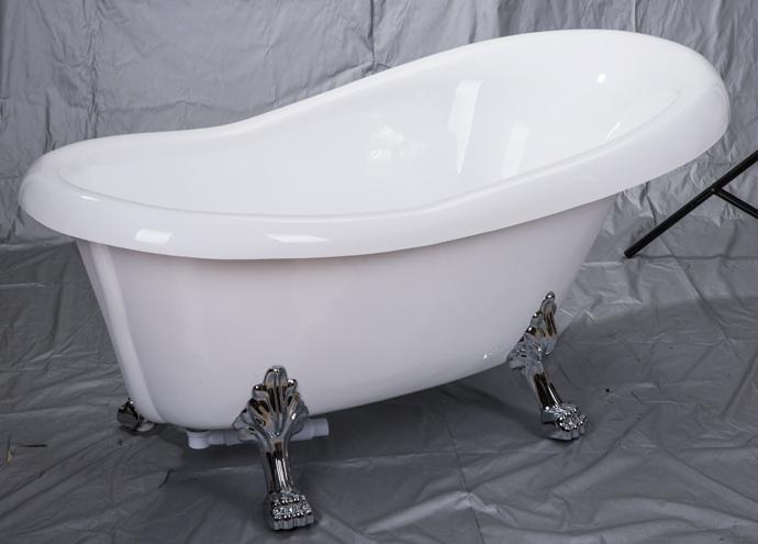 cUPC clawfoot acrylic small freestanding bathtub,bathtub sale,small bathtub sizes