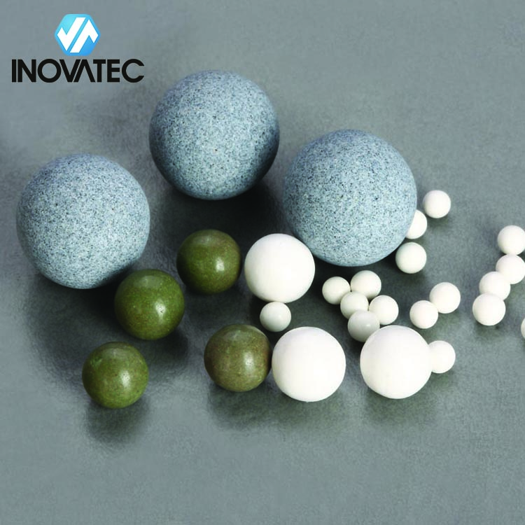 Ceramic deburring media - RMB/D1 polishing abrasive