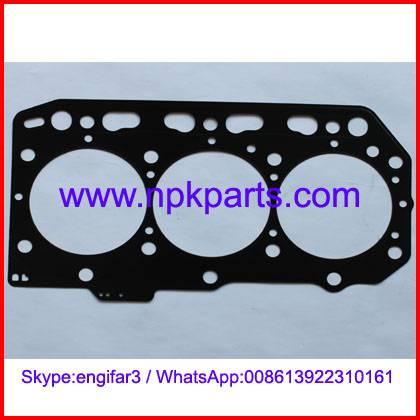 Yanmar 3TNV88 engine parts head gasket 129001-01340