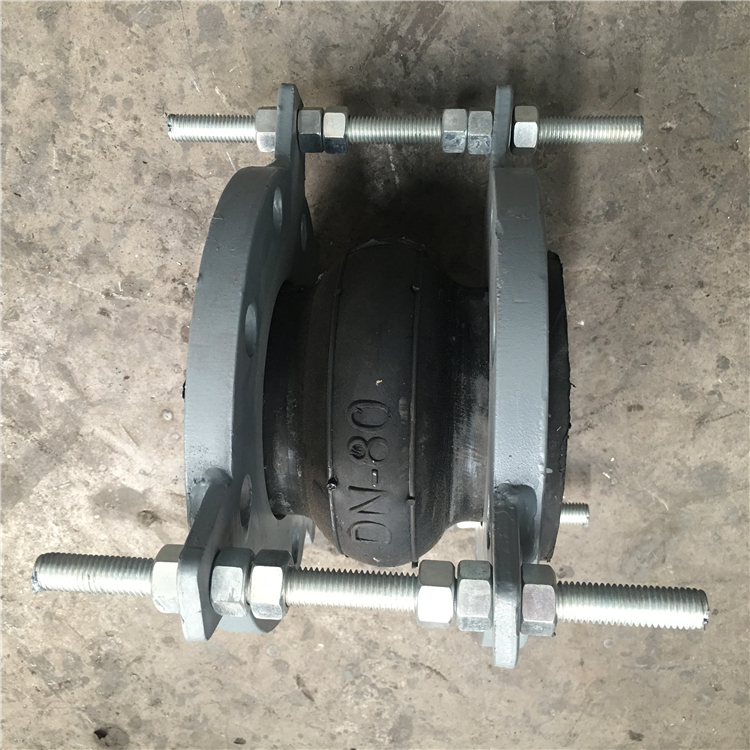 China sophisticated technology flange flexible 3 inch pipe expansion joint
