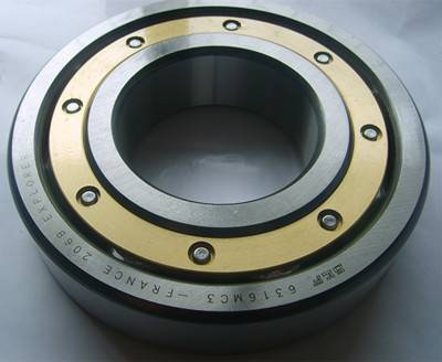 6206M Shanghai import Deep Groove Ball Bearing with Chrome Steel high quality stock