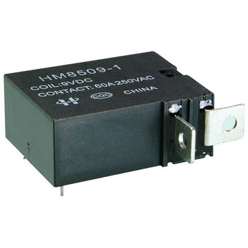 MINIATURE LATCHING RELAY (HM8509)
