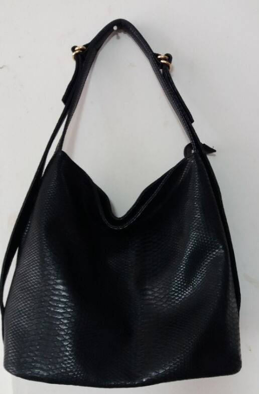 Large capacity shopping bag lady fashion handbag