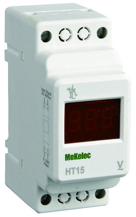 Digital Voltage Meter HT