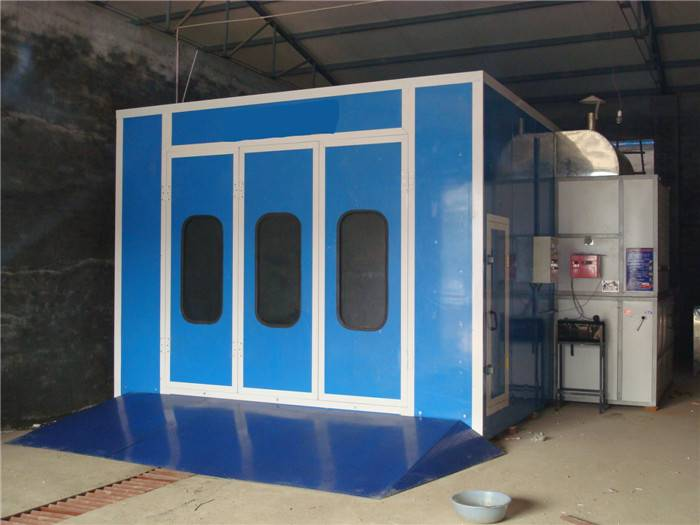 D Oriental DOT F3 painting booth / spray booth paint booth bake oven / furniture spray booth