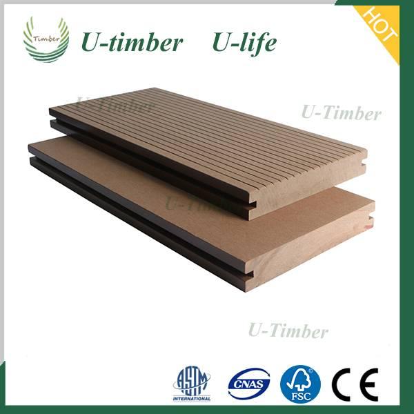 New material WPC outdoor decking floor