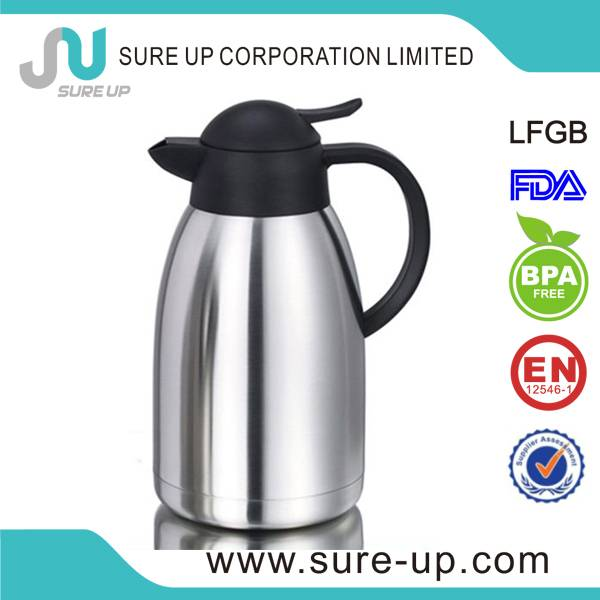 stainless steel pot coffee pot