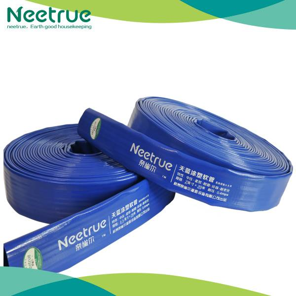 Neetrue agricultural irrigation pvc lay flat hose
