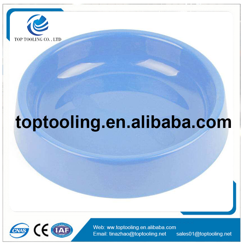 Hot sale injection molding plastic pet bowls supply China manufacturer price