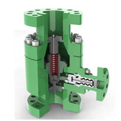 ZDM Series Automatic Recycle Valve made in china