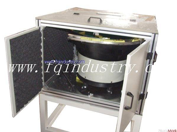 Sound Enclosure for vibratory bowl feeders