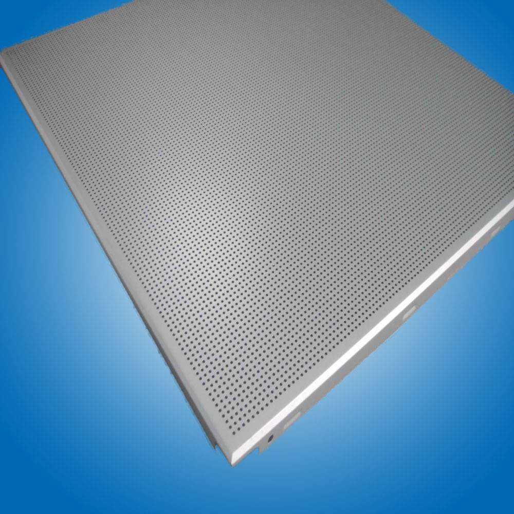 Metal Perforated Armstrong Ceiling Tiles - Rators Decorating ...