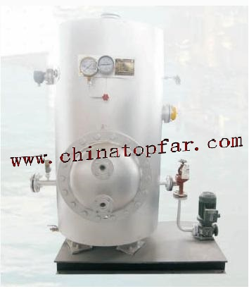 Marine hydrophone tank Calorifier