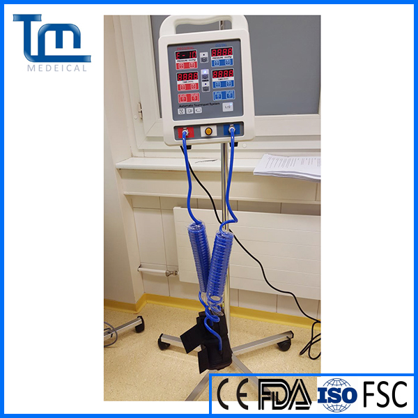 Orthopedic surgery medical automatic tourniquet system machine