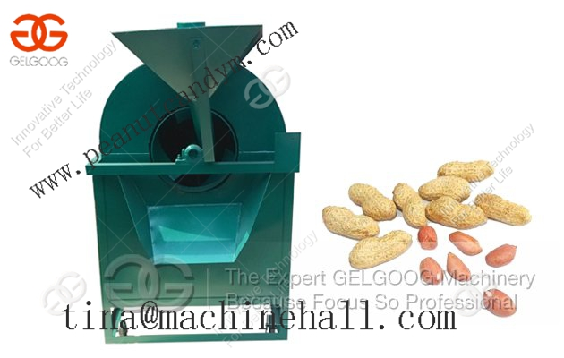 Small Capacity Peanut Roaster Machine