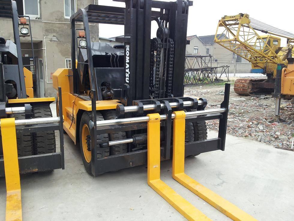 used komtasu 10 ton forklifts for sale/ 10 ton forklifts
