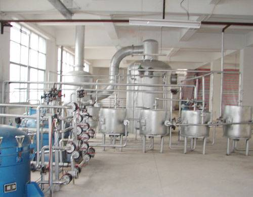1-20 T/D Oil Refining plant