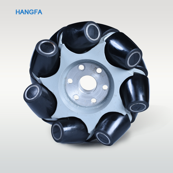 12 inch 600KG Payload Industry and Warehouse Mecanum Wheel