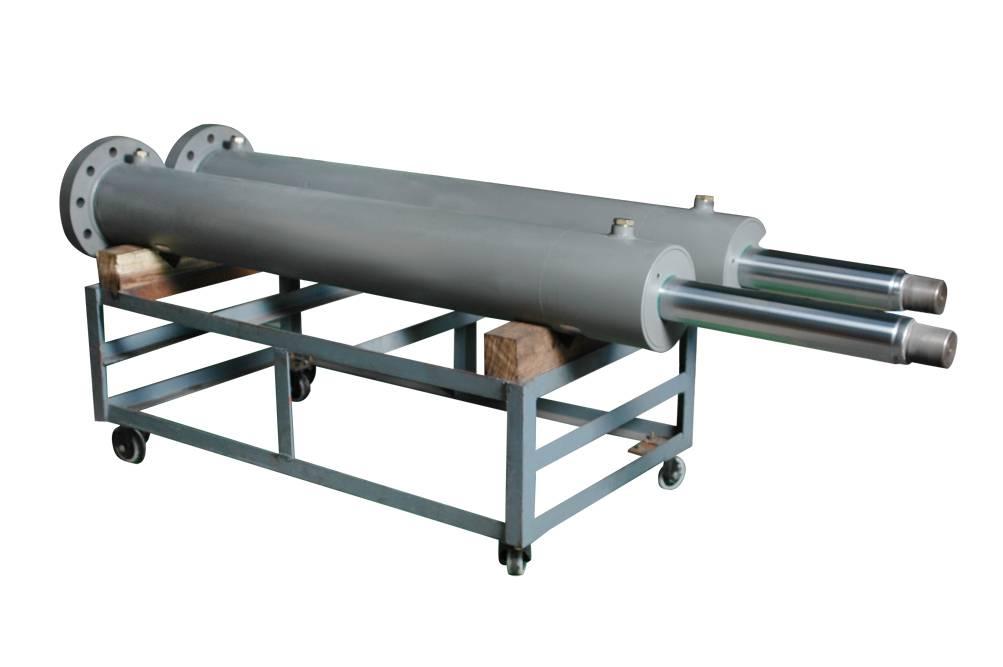Hydraulic Cylinders Typical Range