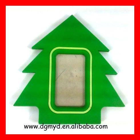 Christmas tree soft pvc photo frames