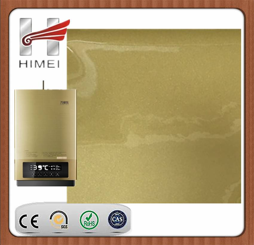VCM cold rolled steel sheet for water heater