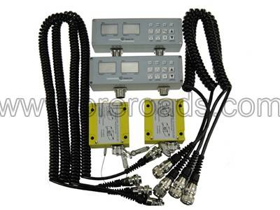 Leveling System for Road Milling Machine