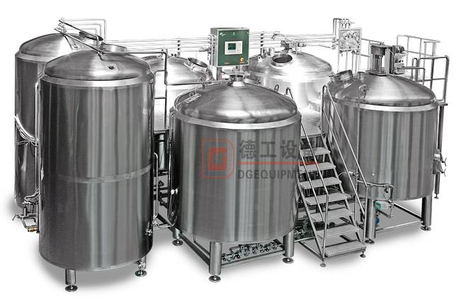 1000L china beer brewing equipment