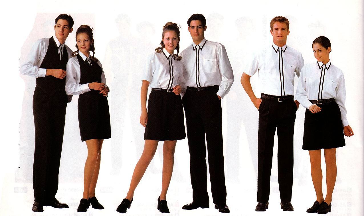 79d110dc8d5 Restaurant   Bar Waiter And Waitress Uniforms - Only Garment Co Ltd ...