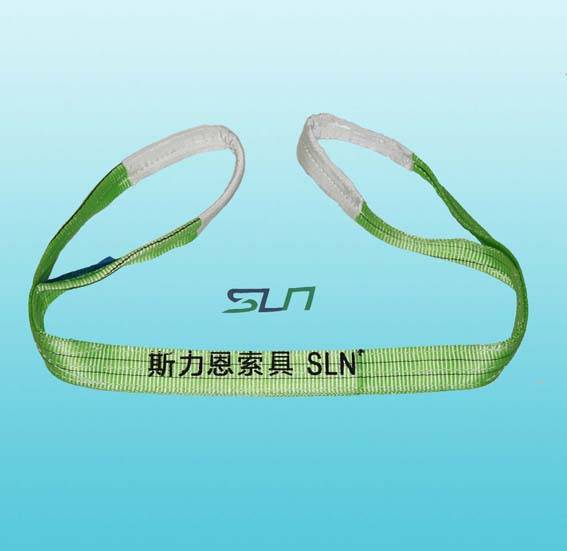 2T webbing sling synthetic sling polyester sling