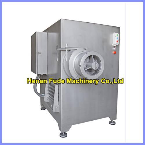 Big capacity Frozen Meat grinder , commercial meat mincer, meat paste making machine