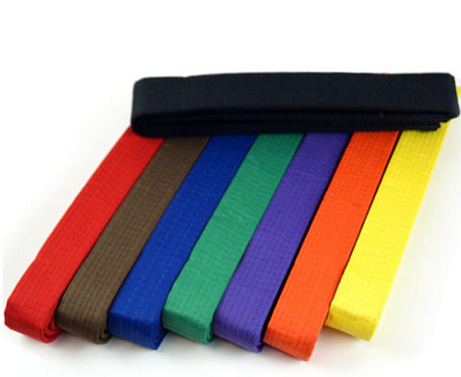 High quality wholesale and custom Martial arts belts