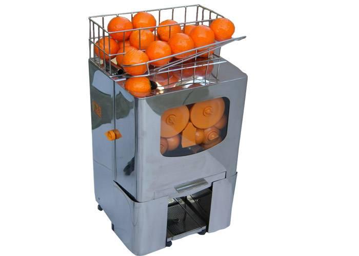 commercial high quality simple use orange/lemon juice machine 2000E-3