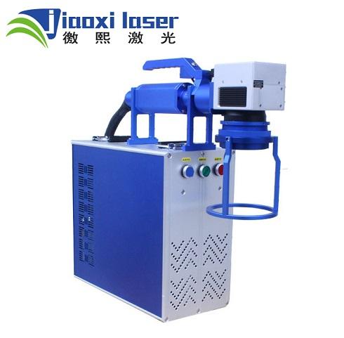 Jiaoxi handheld fiber laser marking machine 30W