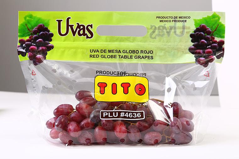 Enviroment friendly non-toxic fruit/vegetable storage/freshness Bags