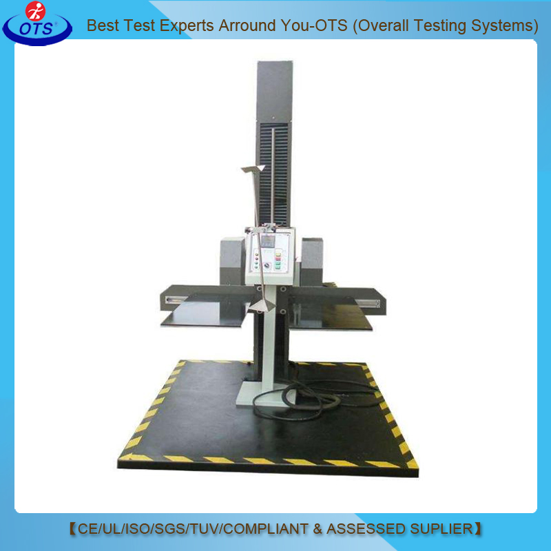 Manufacturer Price Lab Equipment Automatic Drop Test Machine for Package Impact Test
