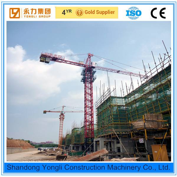 High quality QTZ50(4810) tower crane