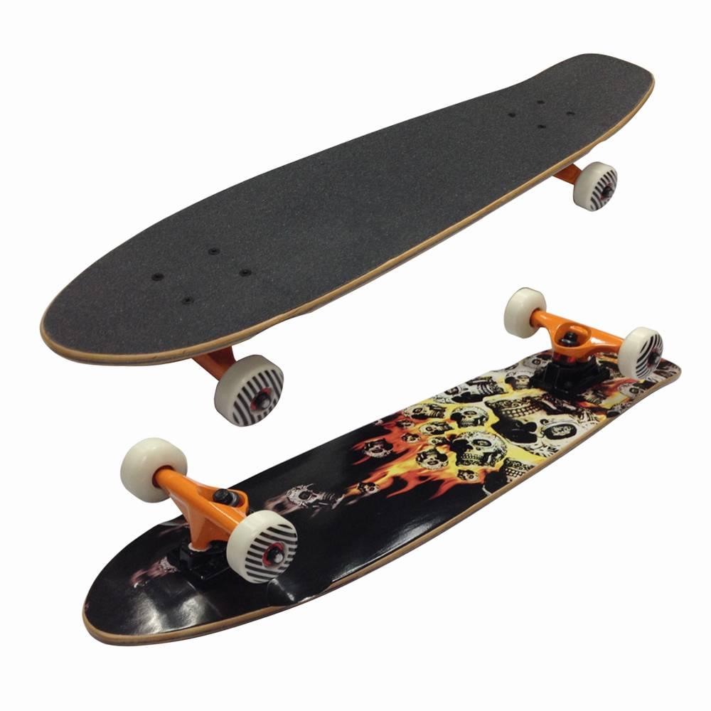 29*7.5 inch Canadian maple Cruiser Skateboard