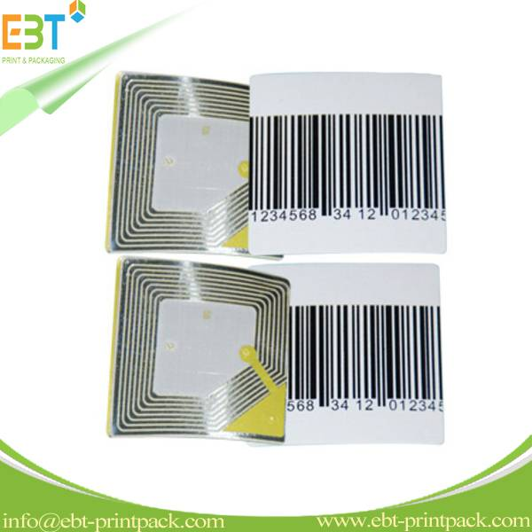 RFID label for shipping
