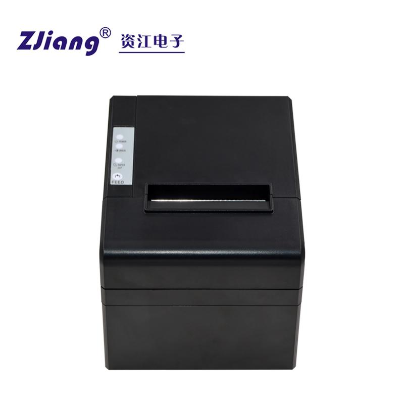 USB+Serial Restaurant Thermal USB Pos Receipt Printer with Alarm Buzzer ZJ-8330