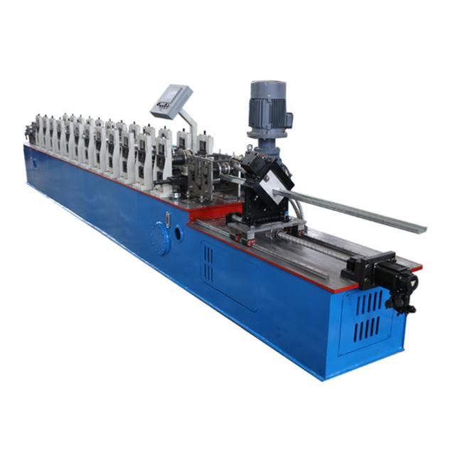 CZ purlin machine