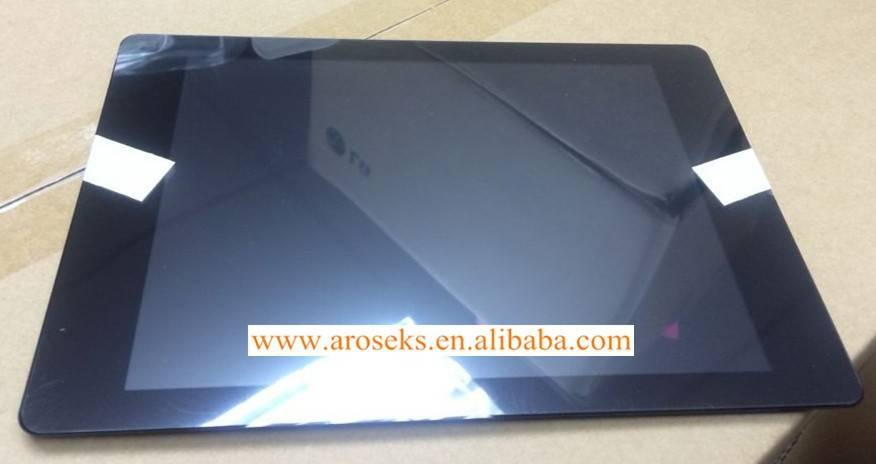 B080XTA01.1 Tablet lcd display with touch screen for Acer A1-810 Series