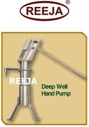 India Mark li Deep Well Hand Pump